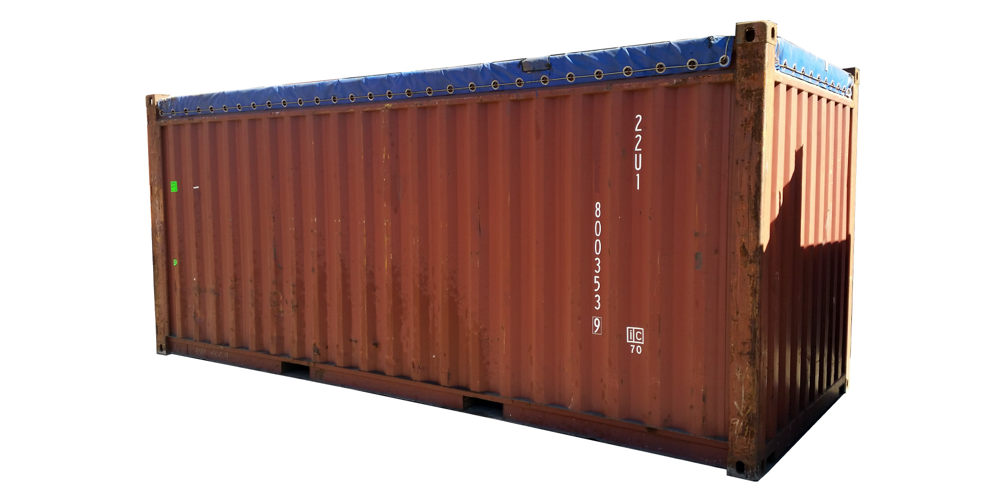 Container Pro Open Top Container