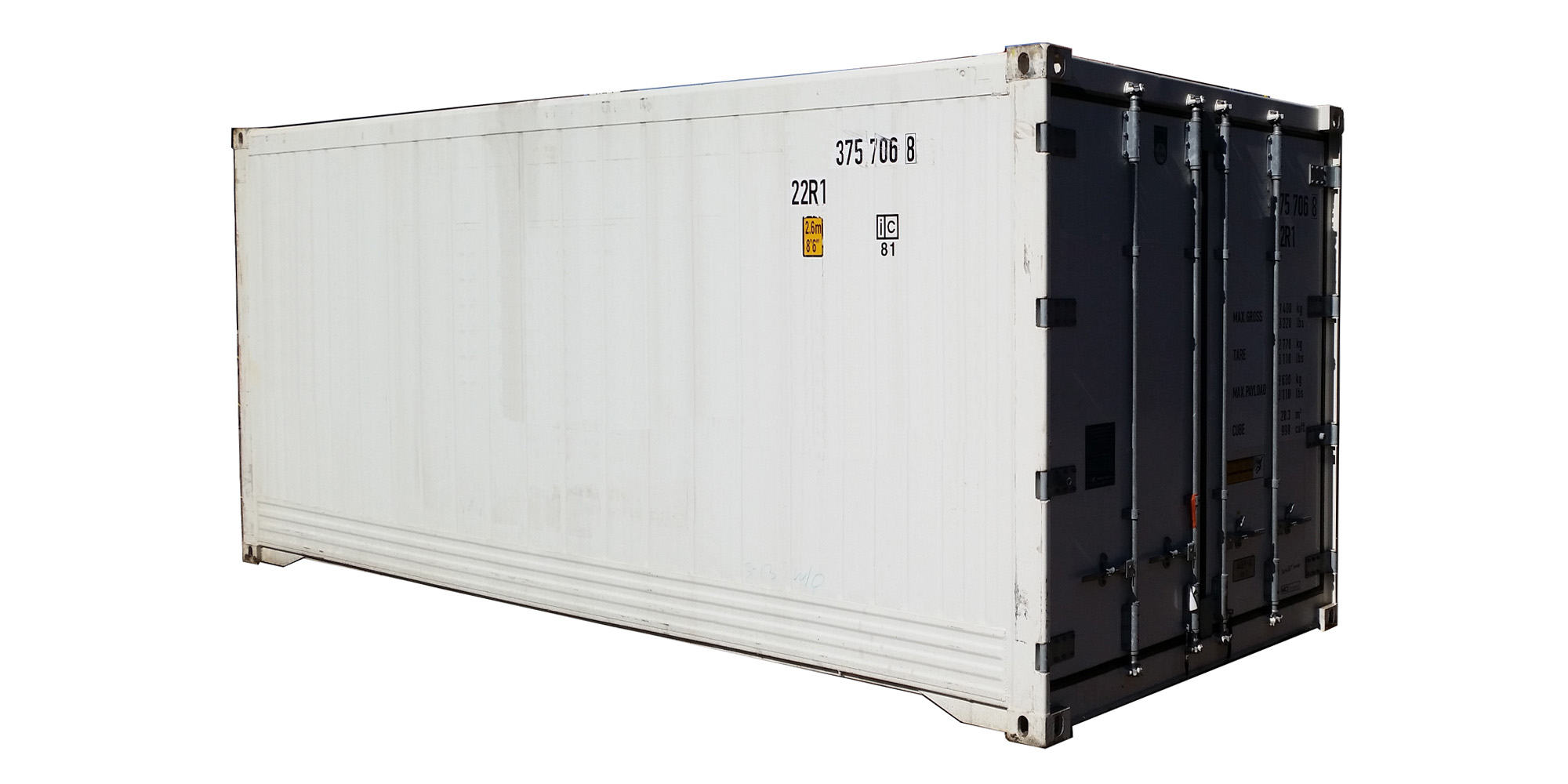 Container Pro Refrigerated Container