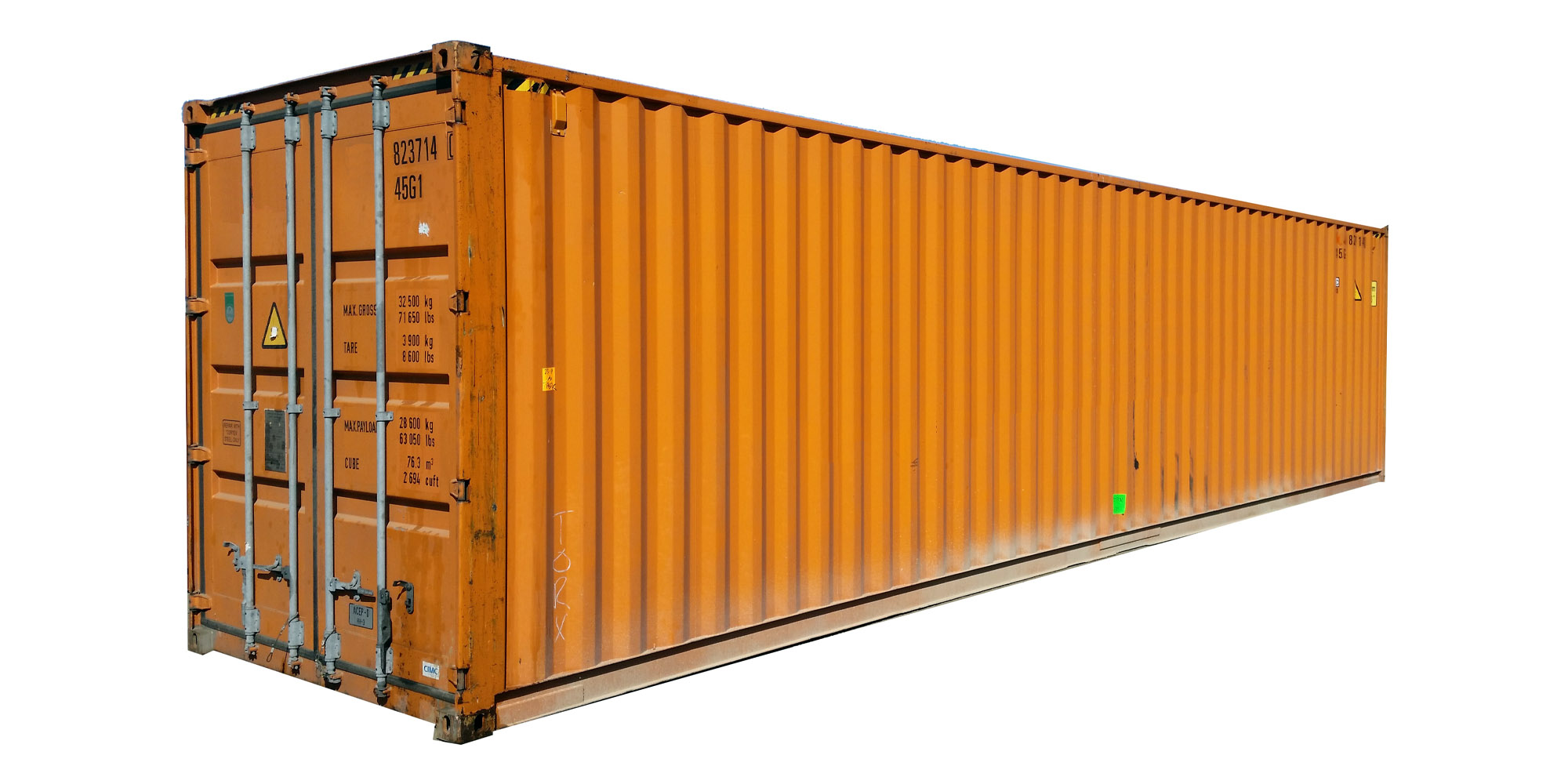 Container Pro 40ft Container