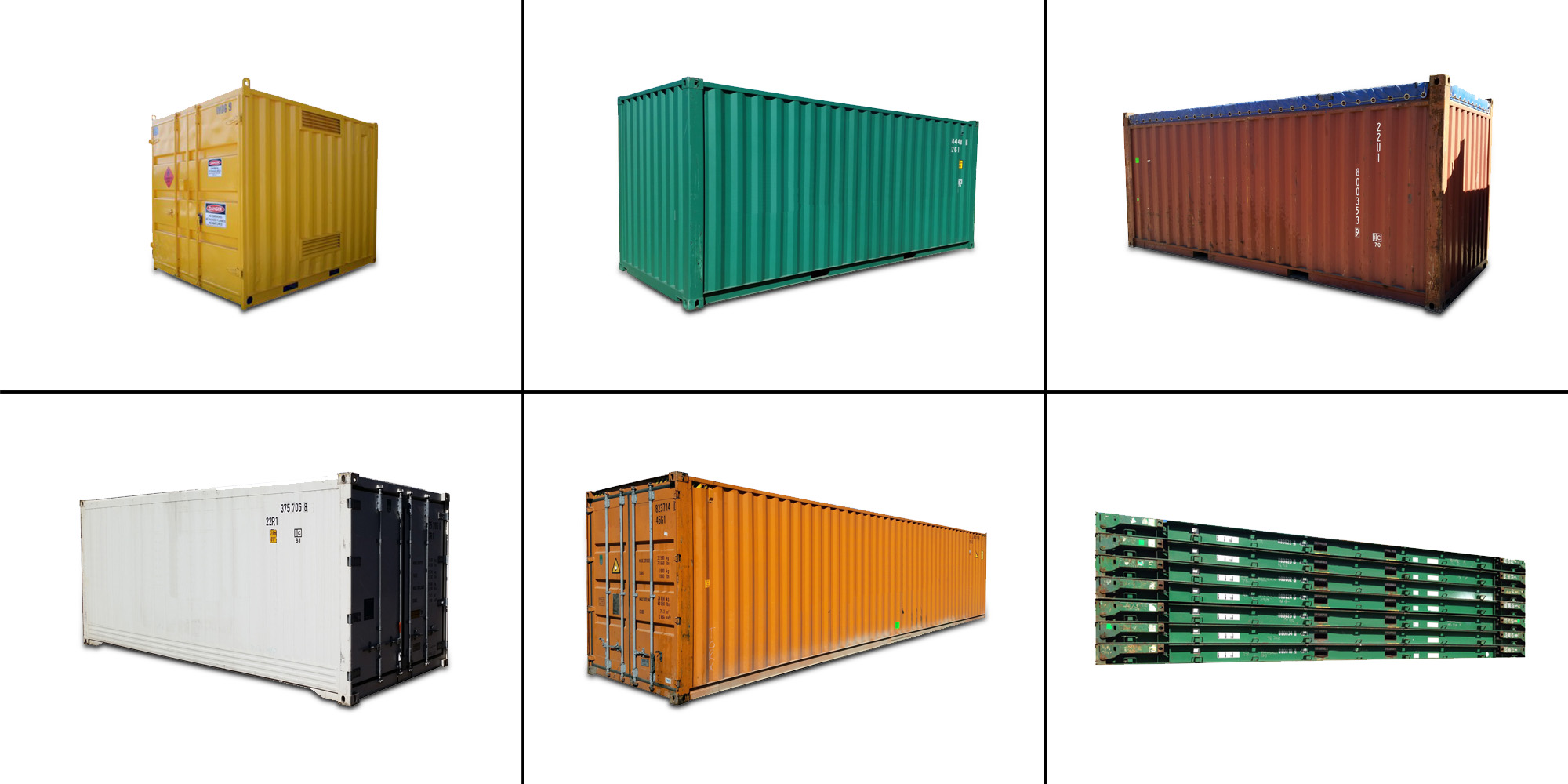 Container Pro Container Sales