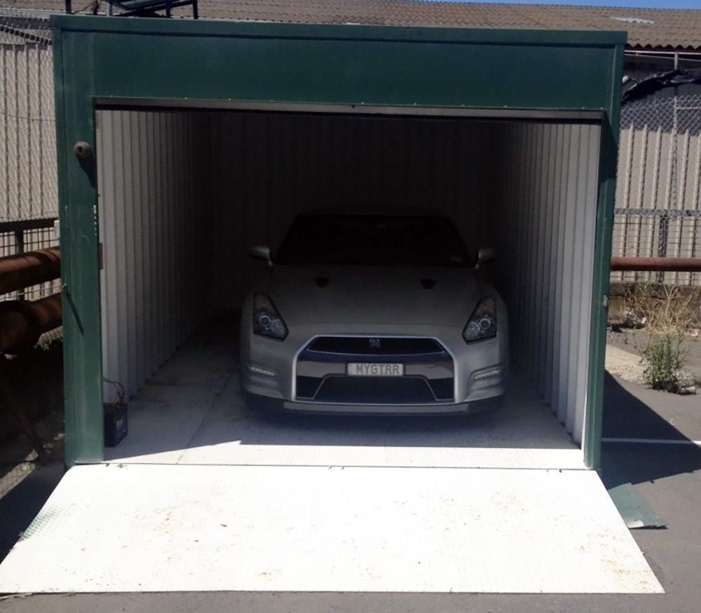 Container Pro Container Modifications Garage