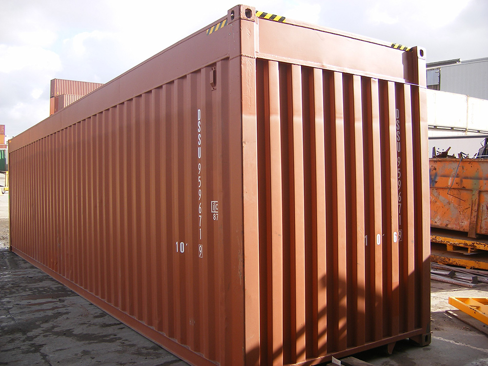Container Pro Container Modifications Heightened