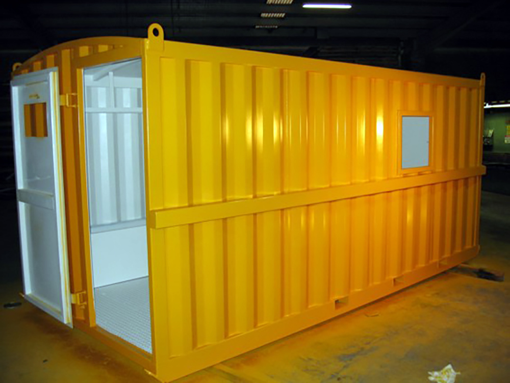 Container Pro Container Modifications Mine Box