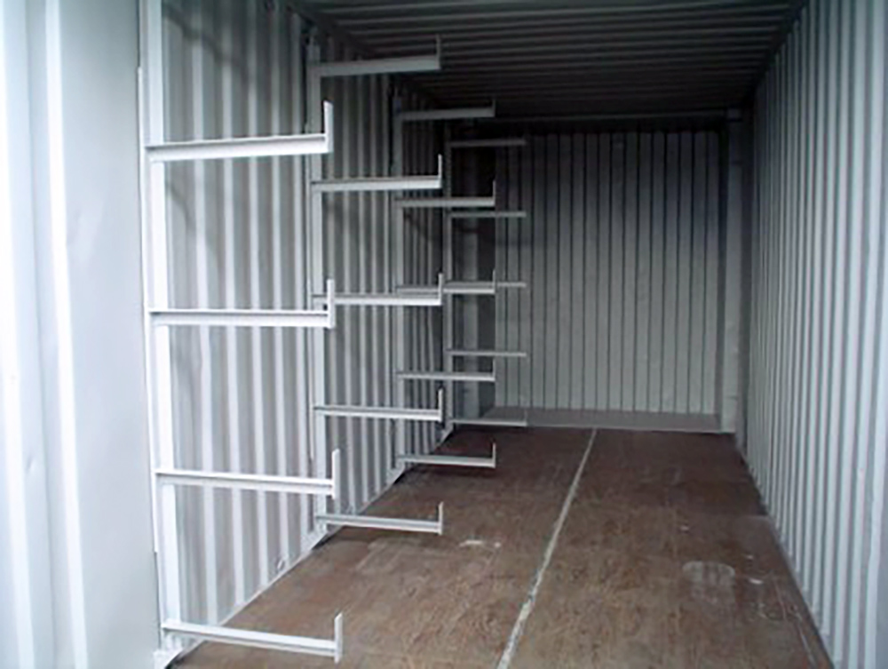 Container Pro Container Modifications Racks