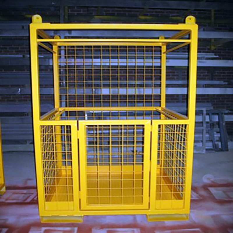 Container Pro Steel Fabrication Cage