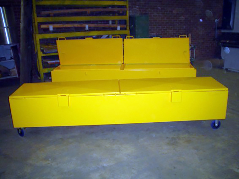 Container Pro Steel Fabrication Gang Box