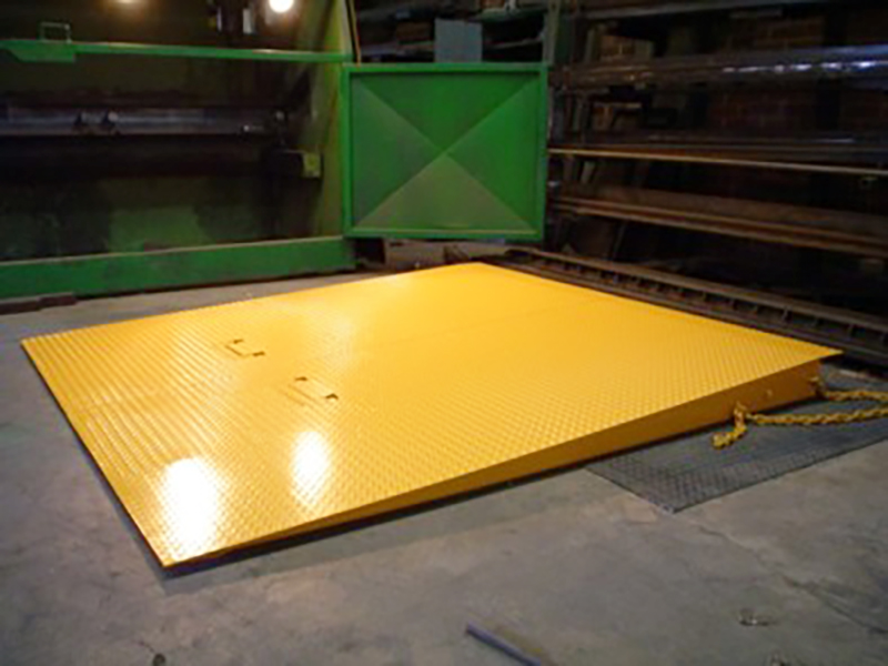 Container Pro Steel Fabrication Ramp