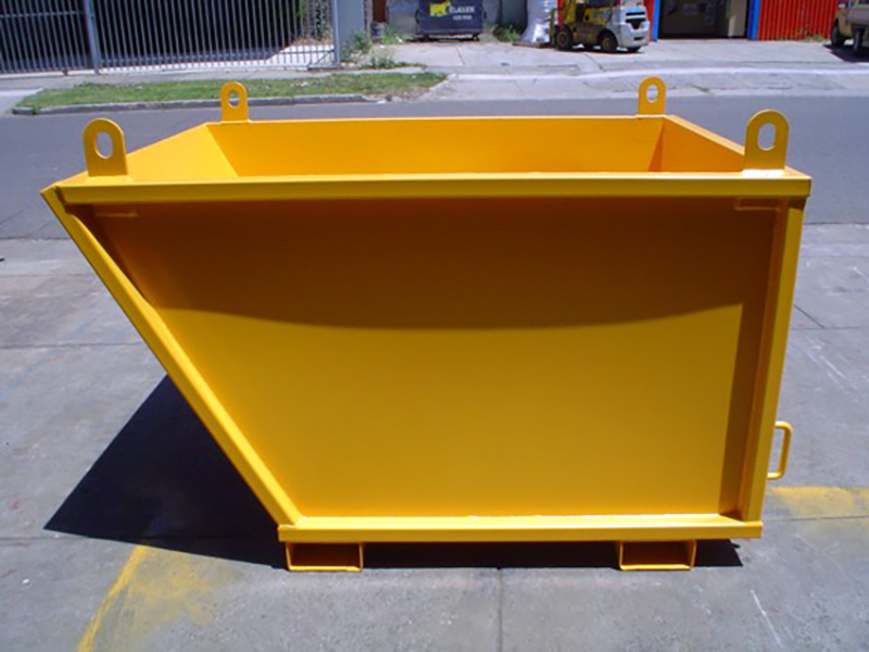 Container Pro Steel Fabrication Skip Bin
