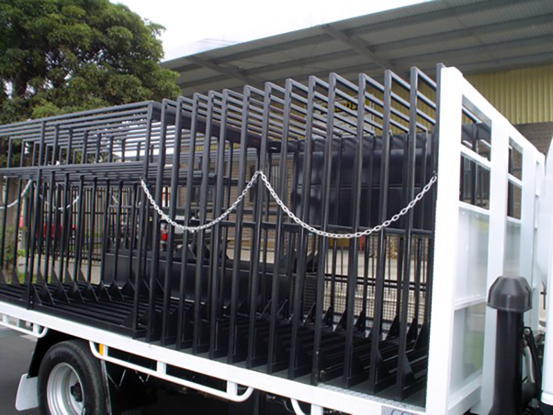 Container Pro Steel Fabrication Utility Racks