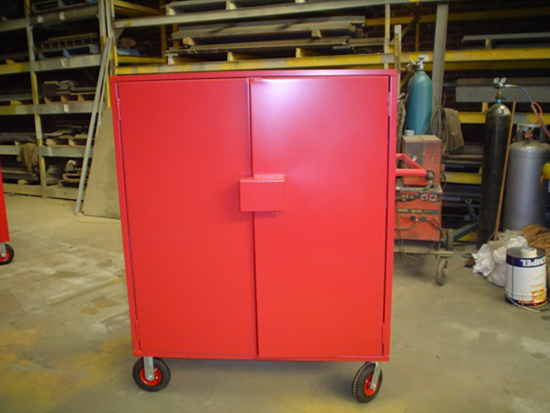 Container Pro Steel Fabrication Workshop Toolbox